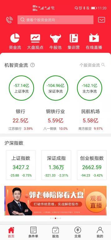 3月16号机智软件 股票软件app下载排名